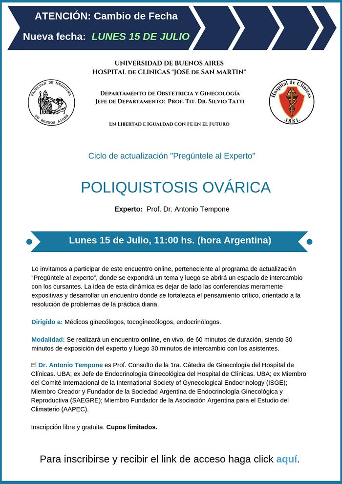 Ciclo Poliquistosis Ovarica