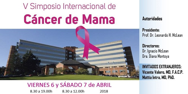 Simposio Cancer Mama Austral